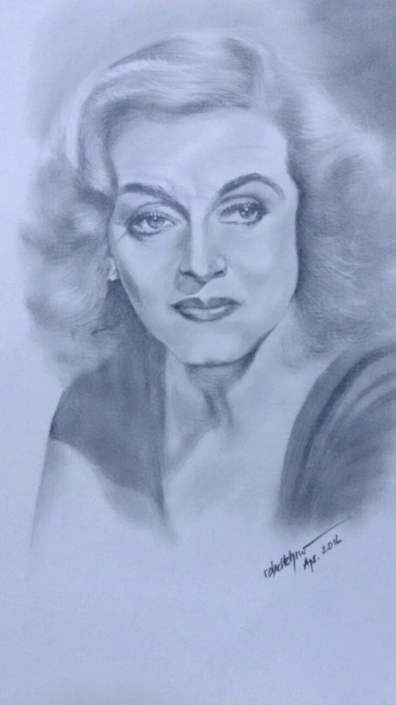 Bette Davis par Bobchew